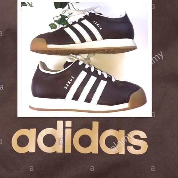 506a6224611506 adidas Shoes - Original Adidas Samoa Sneakers shoes Sz 4 fit 5 6